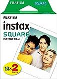 instax SQUARE Film, Doppelpack (2x10 Aufnahmen)