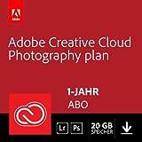 Adobe Lightroom Classic & Photoshop – Jahresabo für PC/Mac mit 20GB Cloudspeicher