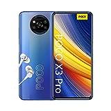POCO X3 PRO Smartphone (16,94cm (6,67') FHD+ LCD DotDisplay 120Hz, 8GB+256GB Speicher, 48MP Quad-Rückkamera, 20MP Frontkamera,...