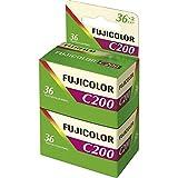 Fuji 200-135 Color Negativfilm (36-Aufnahmen, 2-er Pack)