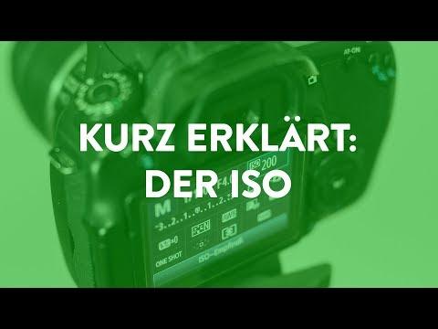 Kurz erklärt: Der ISO in der Fotografie