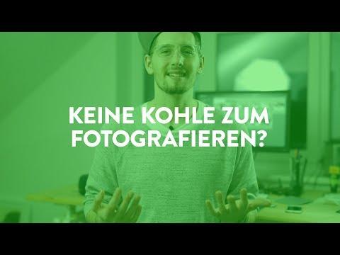 😱 Kein Geld zum Fotografieren?