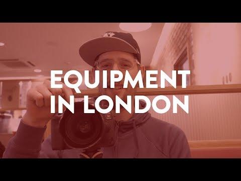 #behindthescenes – Damit haben Nils & ich in London gefilmt