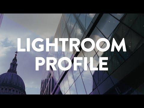 😱 LUT/Farbprofile im neuen Lightroom 7.3