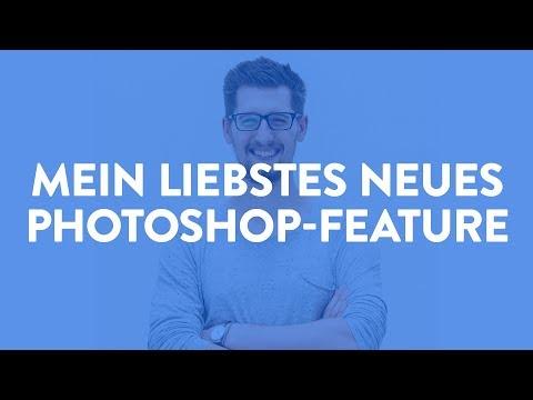 🖥 Mein liebstes neues Photoshop CC-Feature: Gesichtswerkzeug
