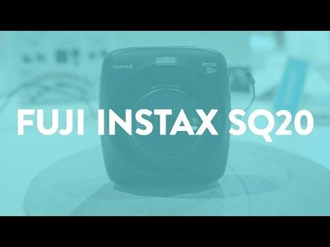 Photokina-News: Fuji Instax SQ20