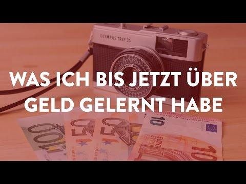 Was ich bisher über Geld in der Fotografie gelernt habe