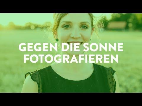 Im Gegenlicht fotografieren