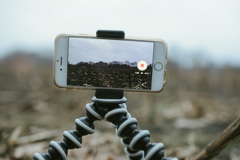 iPhone 6 mit Hyperlapse-Tutorial
