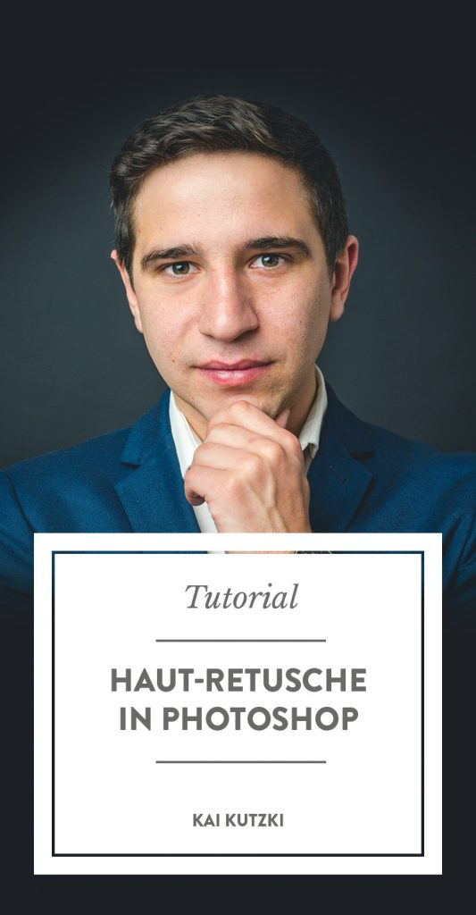 Tutorial haut retusche photoshop
