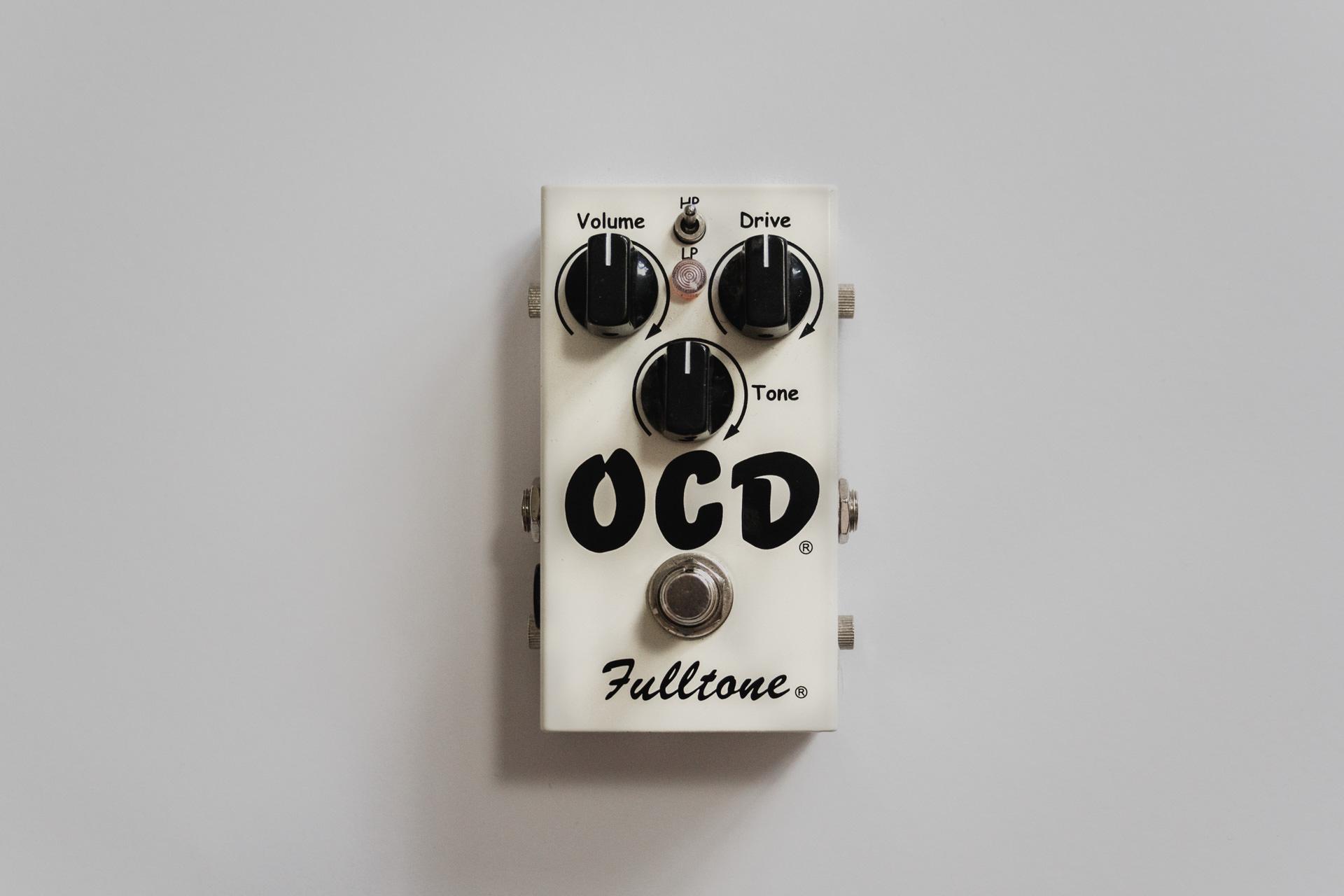 Fulltone OCD – kreative Produktfotografie