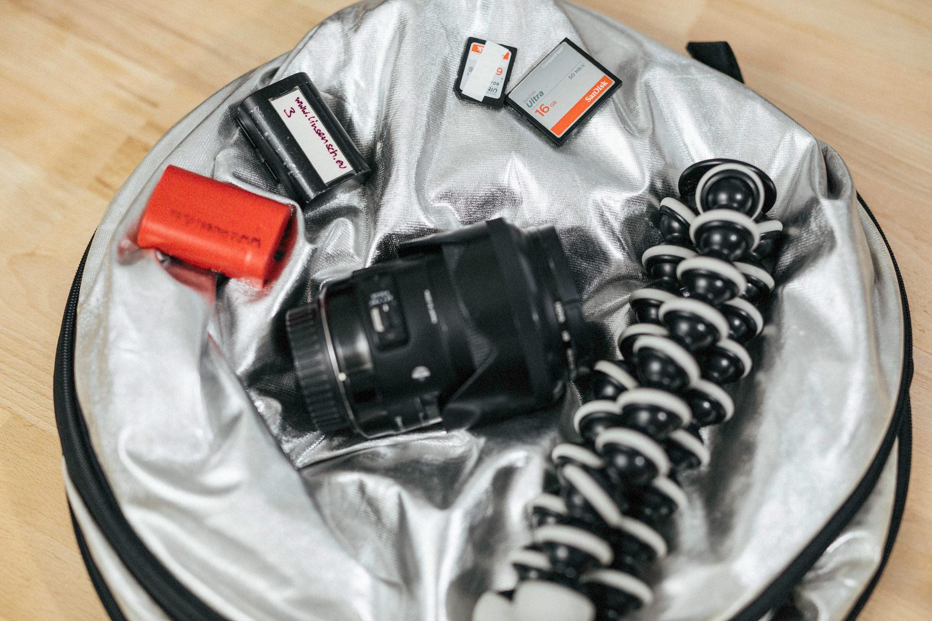 5 Produkte die jeder Fotografie-Anfänger unbedingt braucht