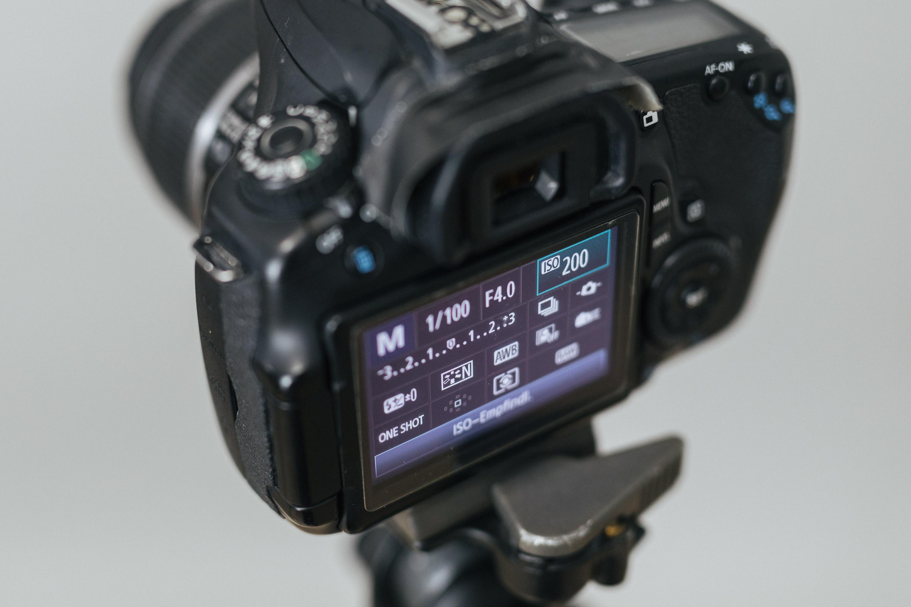Was ist der ISO in der Fotografie?