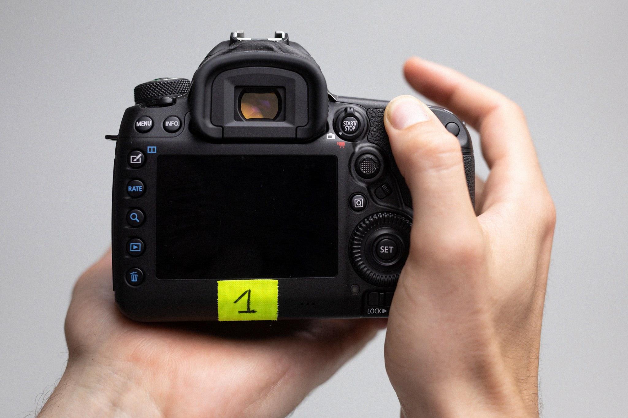 Richtig fokussieren Canon