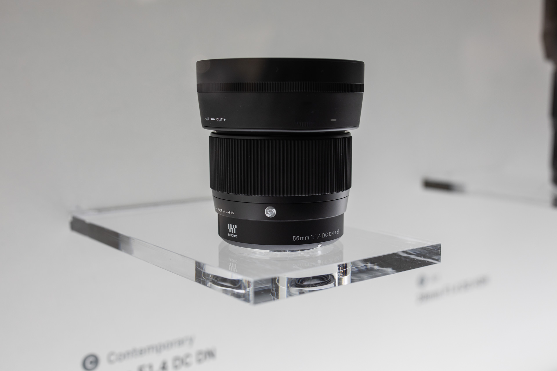Sigma 56mm 1.4 Contemporary