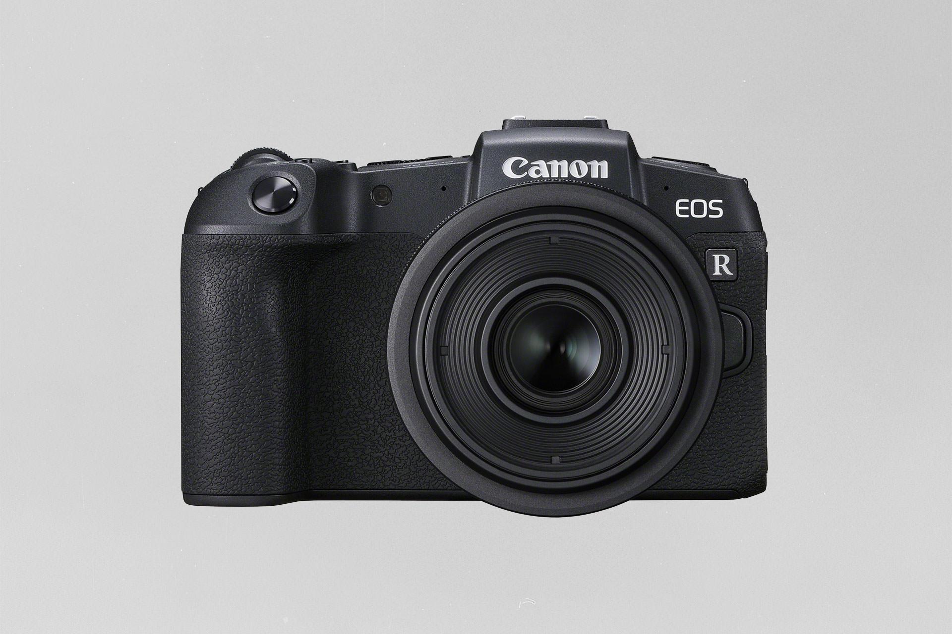 Neue Spiegellose Systemkamera: Canon EOS RP