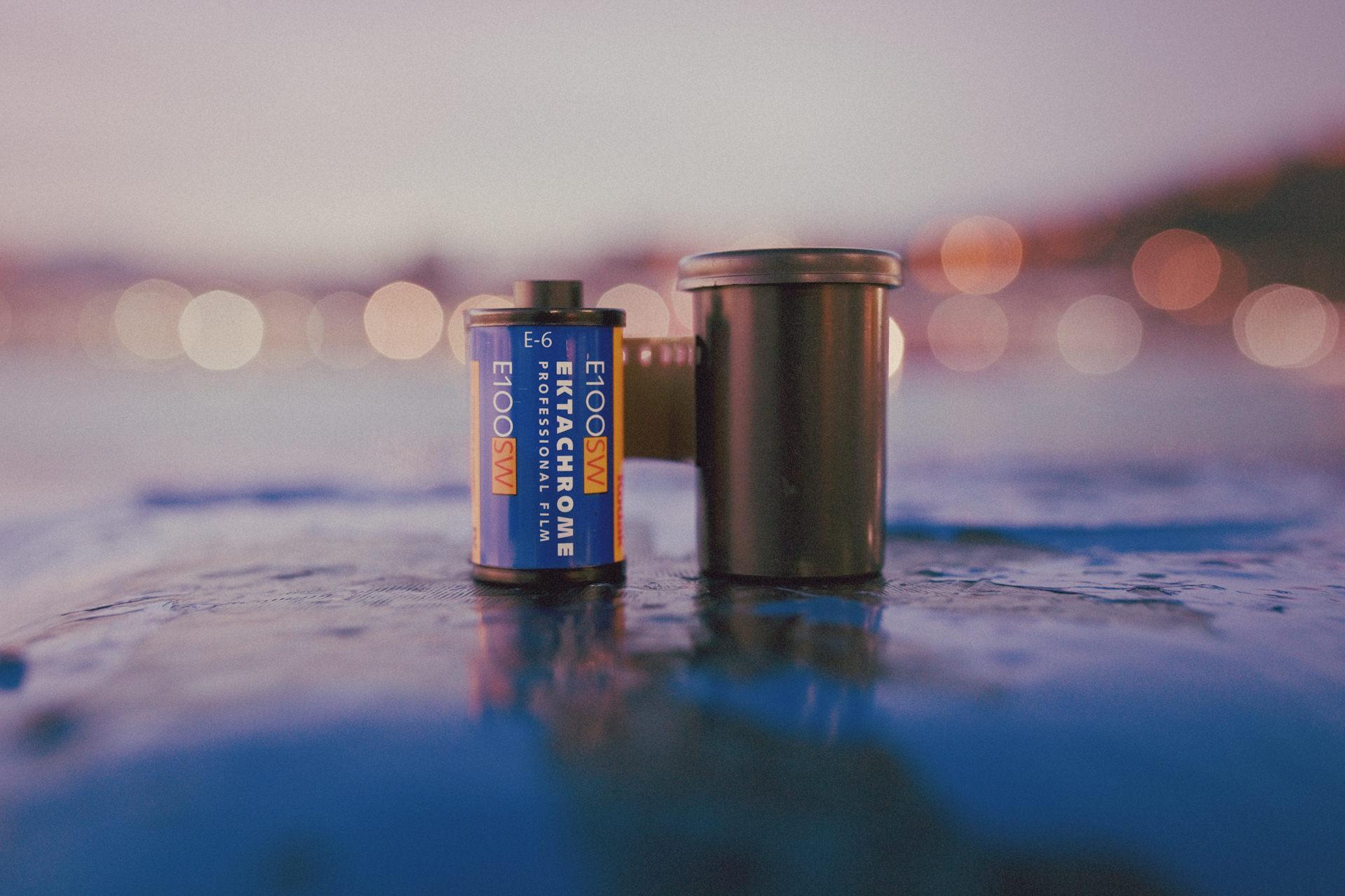 Kodak Ektachrome E100WS Erfahrungen Testbericht