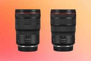 Neu: Canon RF 15-35mm F2.8L IS USM und RF 24-70mm F2.8L IS USM