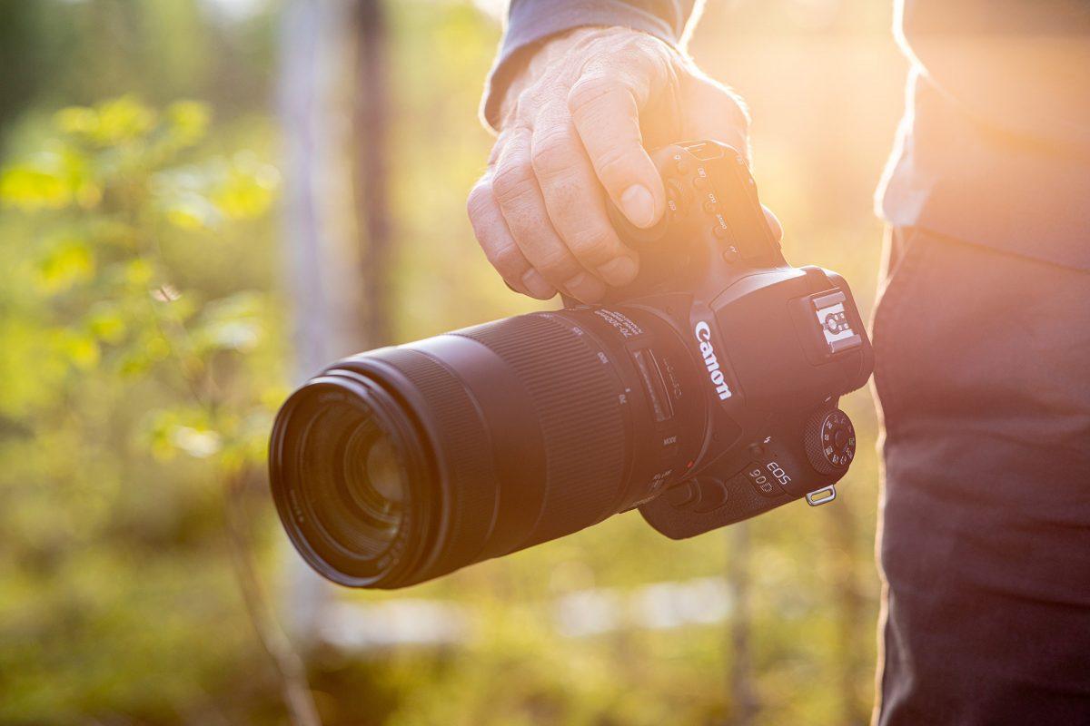 Neu: Canon EOS 90D
