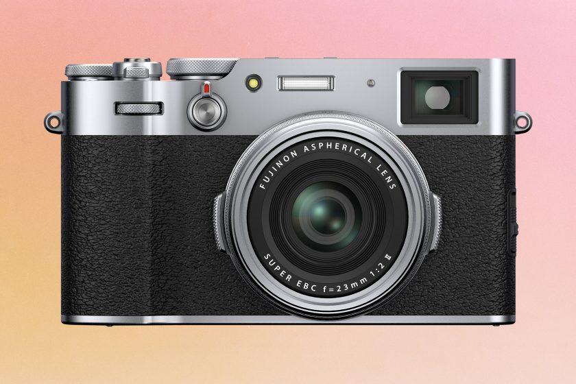 Die neue Fujifilm X100V
