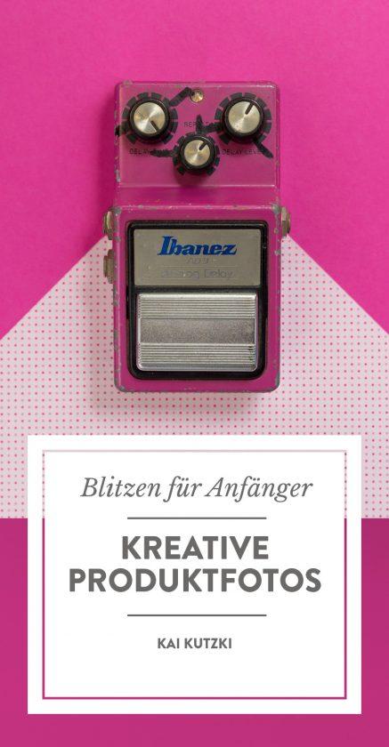 Kreative Produktfotos mit einfachen DIY-Mitteln - Fotografie Tutorial