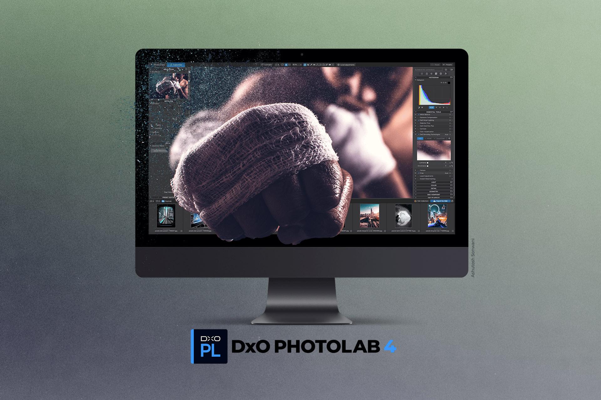 DXO Photolab 4