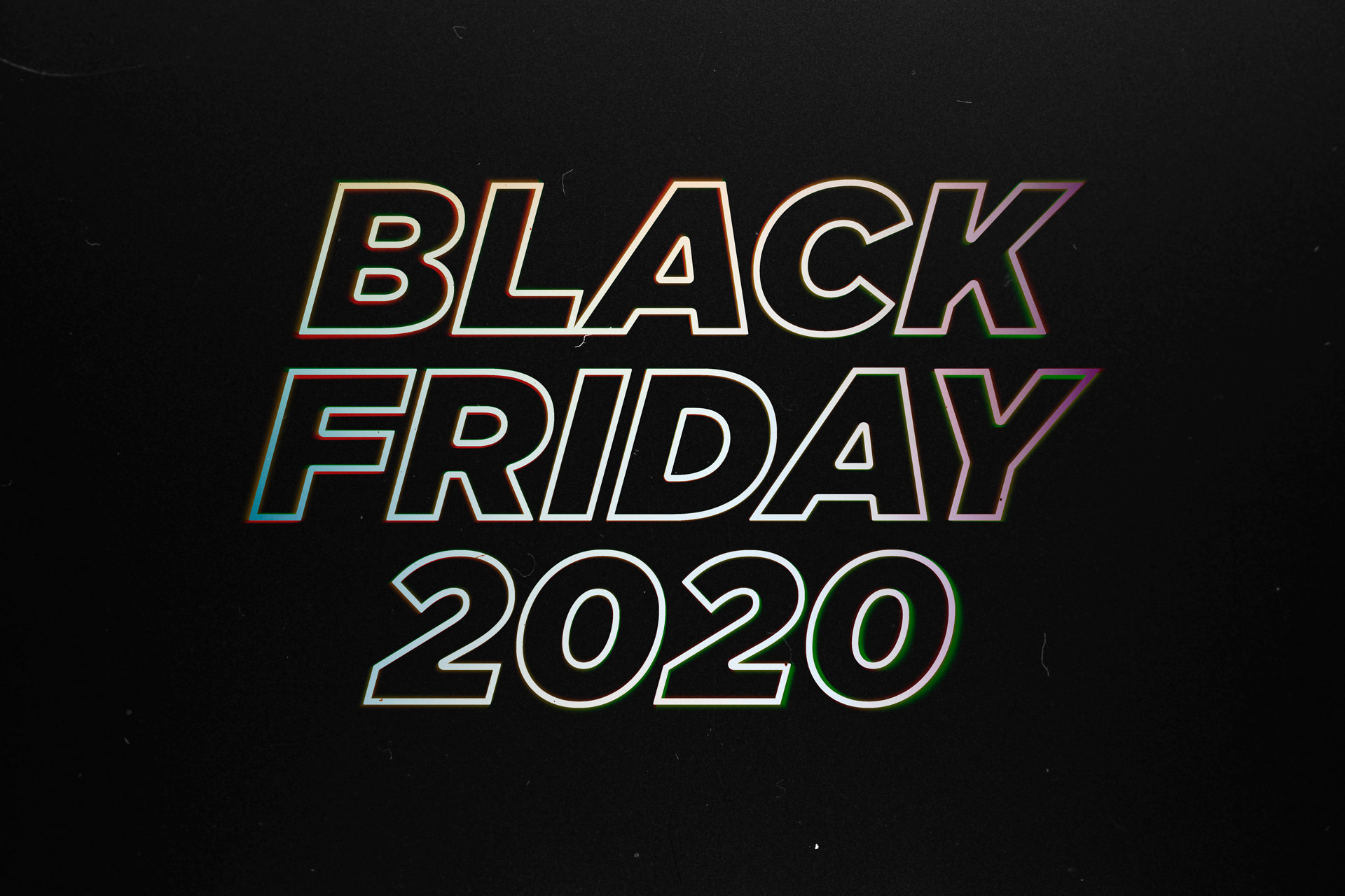 Fotografie Deals am Black Friday 2020
