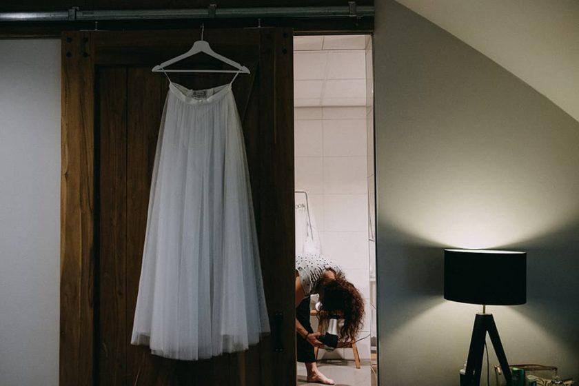 Hochzeitsreportagebild von Marta Urbanelis