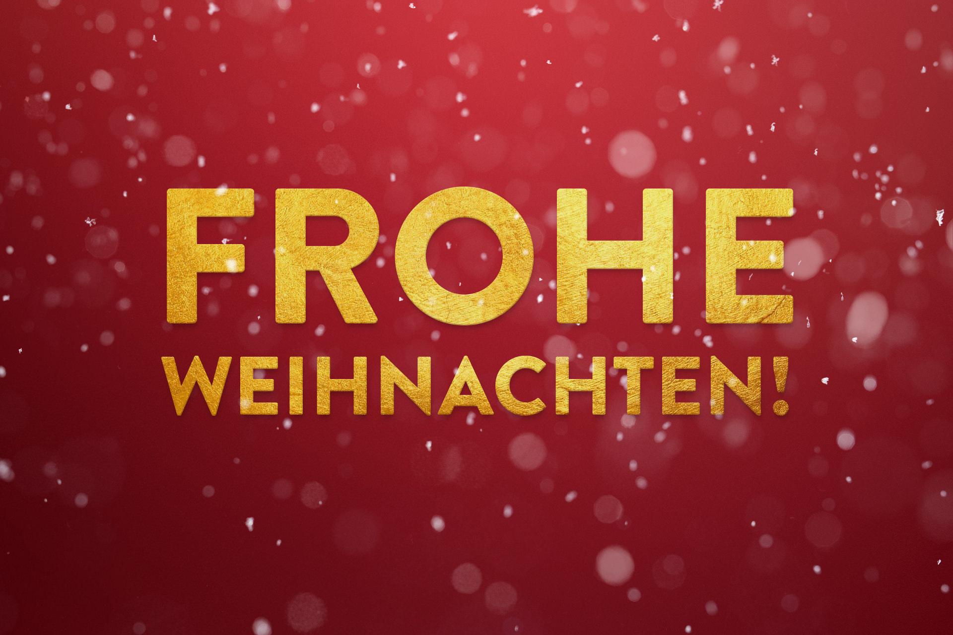 Frohe Weihnachten! – blog.kaikutzki.de
