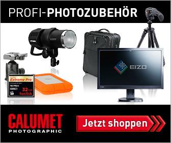Profi-Fotozubehör bei Calumet shoppen