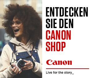 Entdecken sie den Canon-Shop!