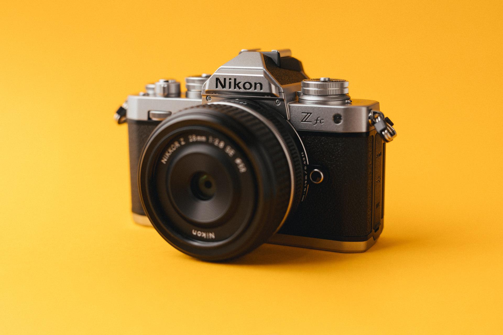 Testbericht Nikon Z FC