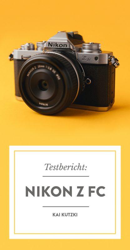 Nikon Z fc – Testbericht